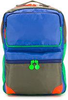 Stella McCartney colour block backpack