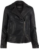 Rally Leather Jacket