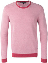 Michael Kors crew neck jumper - men - Cotton - M