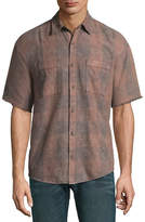 Arizona Short Sleeve Flannel Shirt
