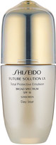 Shiseido Future Solution LX Total Protective Emulsion Broad Spectrum SPF 18 Sunscreen