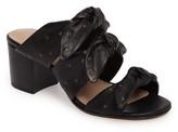 Pour La Victoire Women's Pour La Victore Amal Block Heel Sandal
