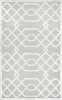 Rizzy Home MONME316A04372608 Monroe Runner Hand-Tufted Area Rug, Beige - 96 x 30 x 0.65 in.