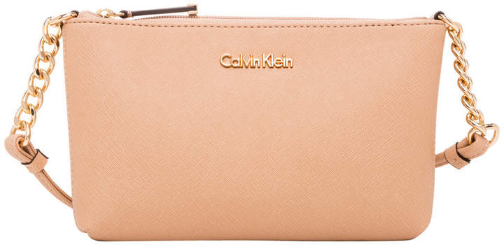 Calvin Klein H5AE12CR Hayden Chain Crossbody Bag
