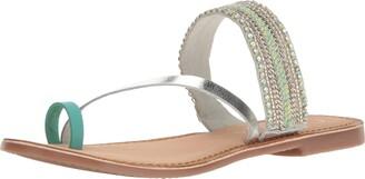 Callisto Women's Karii Toe Ring Sandal