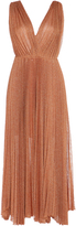 Maria Lucia Hohan Mikri Sleeveless Pleated Dress