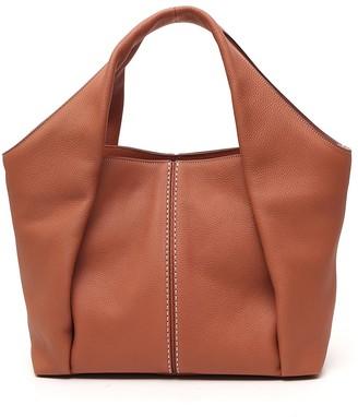 Tod's Shirt Small Shopping Bag