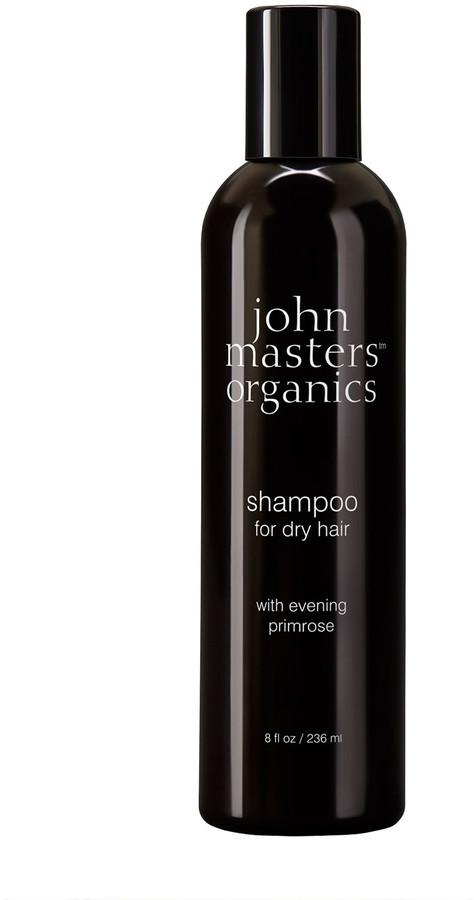 John Masters Organics Shampoo For Dry Hair With Evening Primrose 236Ml