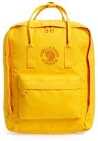 Fjallraven Re-Kanken Water Resistant Backpack - Green