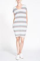 Sundry Stripe Tunic Dress