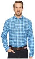 Vineyard Vines Plaskett Creek Performance Plaid Flannel Tucker Shirt