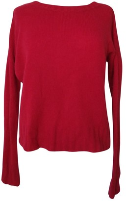 360 Cashmere Red Cashmere Knitwear for Women