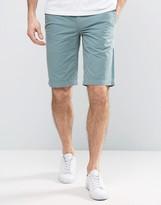 Boss Orange By Hugo Boss Chino Shorts Regular Fit In Blue