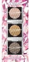 L'Oreal Cosmetics Infallible Paints Metallic Eyeshadow Kit