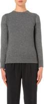Rosetta Getty Crewneck wool and cashmere-blend jumper