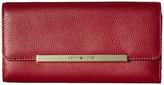 Tommy Hilfiger TH Serif Signature - Large Flap Wallet