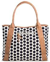 Merona Women's Canvas Tote Bag