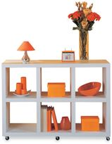 Bed Bath & Beyond Organize It All Dawn Collection 6-Section Bookcase