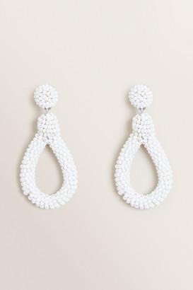 Seed Heritage Bead Earrings