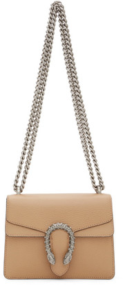 Gucci Tan Mini Dionysus Chain Bag