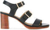 A.P.C. 'Betsy' sandals - women - Leather - 37