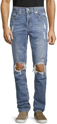 True Religion Rocco Distressed Jeans