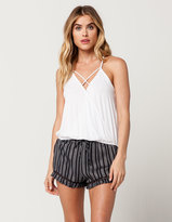 Full Tilt Stripe Womens Shorts