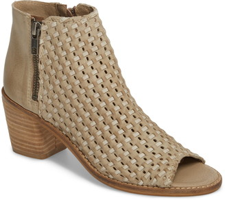 Sbicca Waterfront Peep Toe Bootie