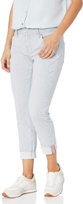Jag Jeans Women's Petite Carter Girlfriend Jean