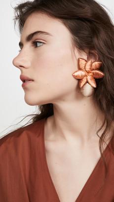 Lizzie Fortunato Tuscan Field Earrings
