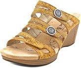 Romika Women's Romika, Jamaika 02 high heel slide Sandal 3.7 M