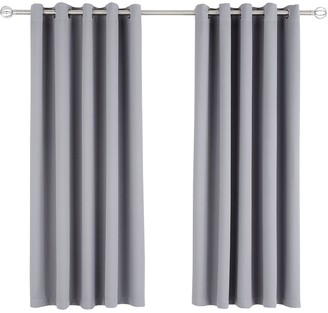Kids Blackout Eyelet Curtains