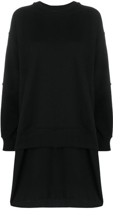 MM6 MAISON MARGIELA Layered Effect Sweatshirt