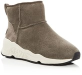 Ash Miko Shearling Sneaker Booties
