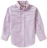 Class Club Gold Label Little Boys 2T-7 Dress Shirt
