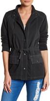 Susina Knit Utility Jacket (Petite)