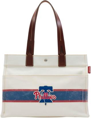 Dooney & Bourke MLB Phillies Medium Tote