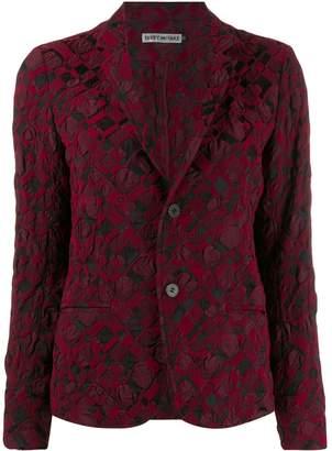 Issey Miyake blazer style jacket
