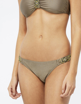 Accessorize Jewelled Side Bikini Briefs