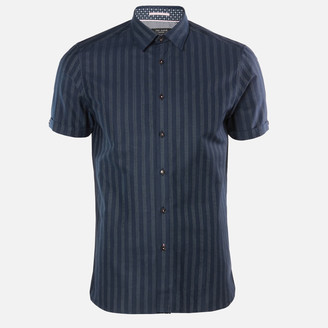 Ted Baker Men's Handeez Dotted Stripe Shirt