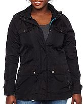 JCPenney a.n.a® Packable Anorak - Plus
