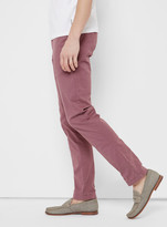 Ted Baker Slim Fit Cotton Chinos Charcoal