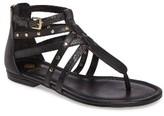 Isola Women's Melara T-Strap Gladiator Sandal