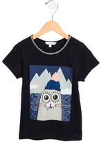 Little Marc Jacobs Girls' Graphic Print T-Shirt