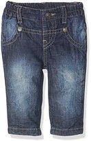 Benetton Baby Boys 0-24m 4216T732E Jeans,9-12 Months (Manufacturer Size:74)