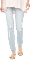 Motherhood Indigo Blue Secret Fit Belly Skinny Leg Maternity Jeans
