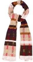 Missoni Wool Knit Scarf