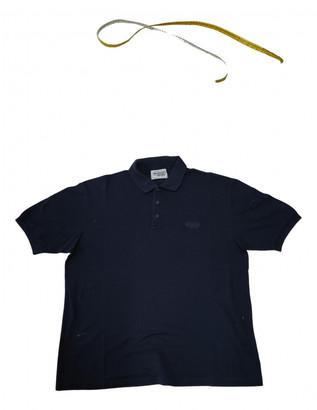 Missoni Blue Cotton Polo shirts