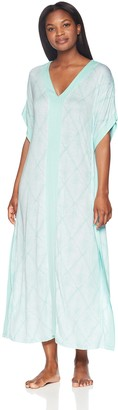 Arabella Amazon Brand Women's Maxi Loungewear Caftan