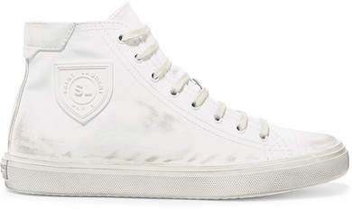 3683f26eb27 Saint Laurent Sneakers - ShopStyle UK